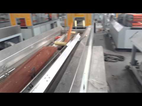 pe wpc decking floor machine---whatsapp/viber/wechat: 008613969891023