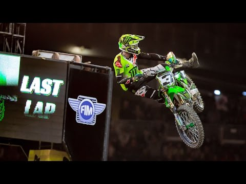 450SX Class Highlights - Detroit - Race Day LIVE - 2017