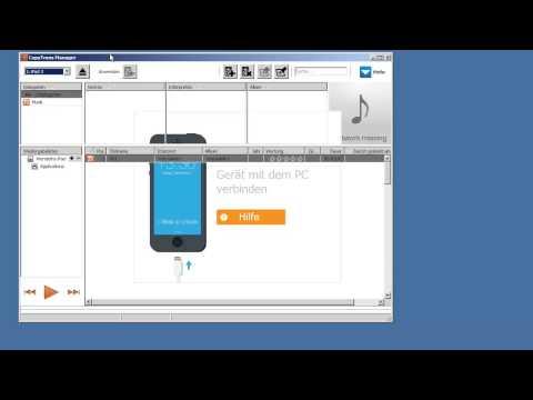 Musik. Video. Bilder ohne iTunes auf ipad- iphone- ipod aufspielen