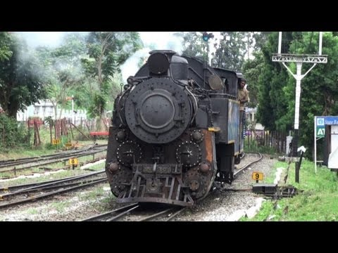 [Indian Rail]Nilgiri Mountain Railway