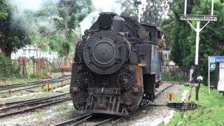 インドの山岳鉄道群