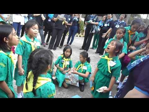 Girl Scouts of the Philippines - Change the world