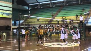 USJR vs. SWU CESAFI 2012