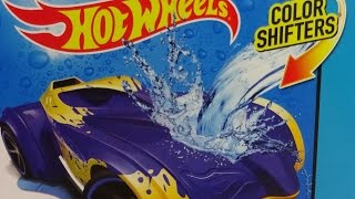 2014 HOTWHEELS COLOR SHIFTERS SUPER FASTO