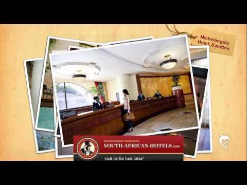 Michelangelo Hotel, Sandton Johannesburg