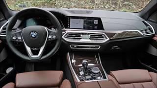 BMW X5 Interior 2019 Slideshow