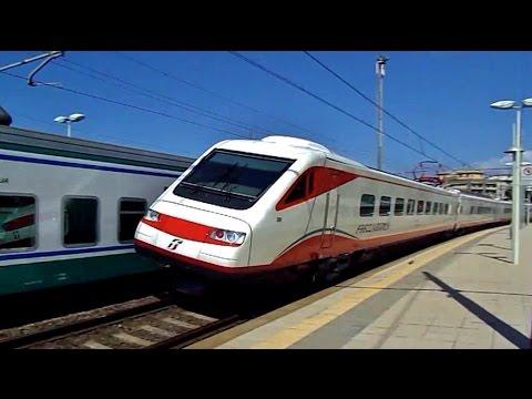 ETR 460.030 Pendolino in Nuova Livrea FrecciaBianca | EuroStar* Genova-Roma