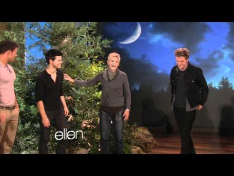 'Twilight' Cast Gives Sneak Peek at 'Breaking Dawn, Part 2'!