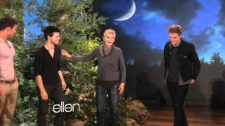 'Twilight' Cast Gives Sneakk at 'Breaking Dawn, Part 2'!