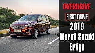 The new Maruti Suzuki Ertiga is a matured people-carrier | First Drive Review | OVERDRIVE
