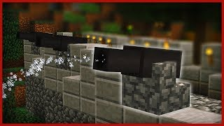 PIRATE CANNON in Minecraft! no mods