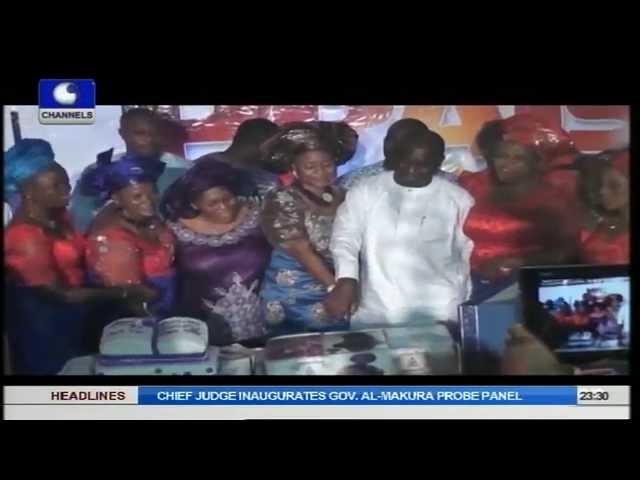 Metrofile: Fmr. Minister;  Orubebe And Twin Sister Mark 55th Birthday In Style
