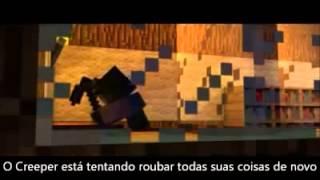 Minecraft - Olha o que aconteceu com Monark , Venom e Feromonas