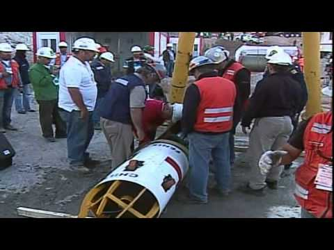 7 LIVE STREAM BUSY WITH CAPSULE IN CHILE MINE DISASTER