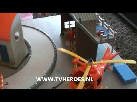 Brandweerman Sam speelgoed - TVHeroes.nl