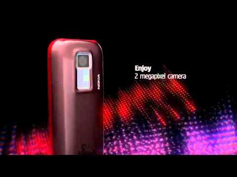 nokia 5130 xpressmusic promo video youtube