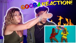 6IX9INE- GOOBA (Official Music Video) REACTION /W GIRLFRIEND *BAD IDEA*
