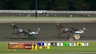 KINDERGARTEN CLASSIC 2YO C&G TROT 2ND LEG - RACE 7 - JULY 19, 2019