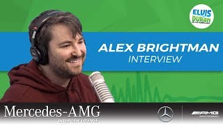 Alex Brightman's 'Beetlejuice' Vocal Trick | Elvis Duran Show