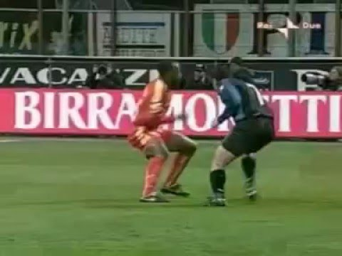 Luis Figo in Inter Video