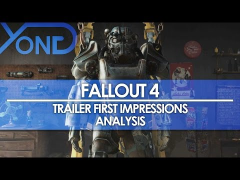 Fallout 4 - Trailer First Impressions Analysis: Boston Confirmed, Pre & Post Great War, Dog, & More!