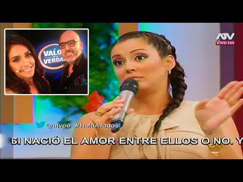 HOLA A TODOS 08/03/16 KARLA TARAZONA: 'NO ME IMPORTA LO QUE VANIA CUENTE EN EL VALOR DE LA VERDAD'