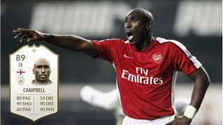 FIFA 19 - PRIME ICON SOL CAMPBELL (89) PLAYER REVIEW