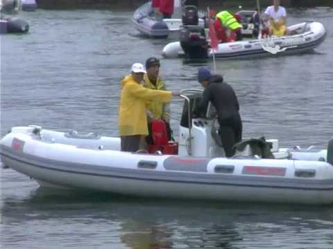 XXVIII SPEARFISHING WORLD CHAMPIONSHIP Vigo Spain 2012  part 2