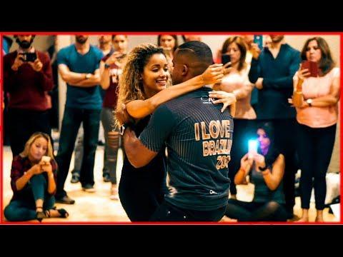 Khalid - Location - Zouk Dance - Carlos da Silva & Fernanda da Silva - Boston Brazil Dance Festival
