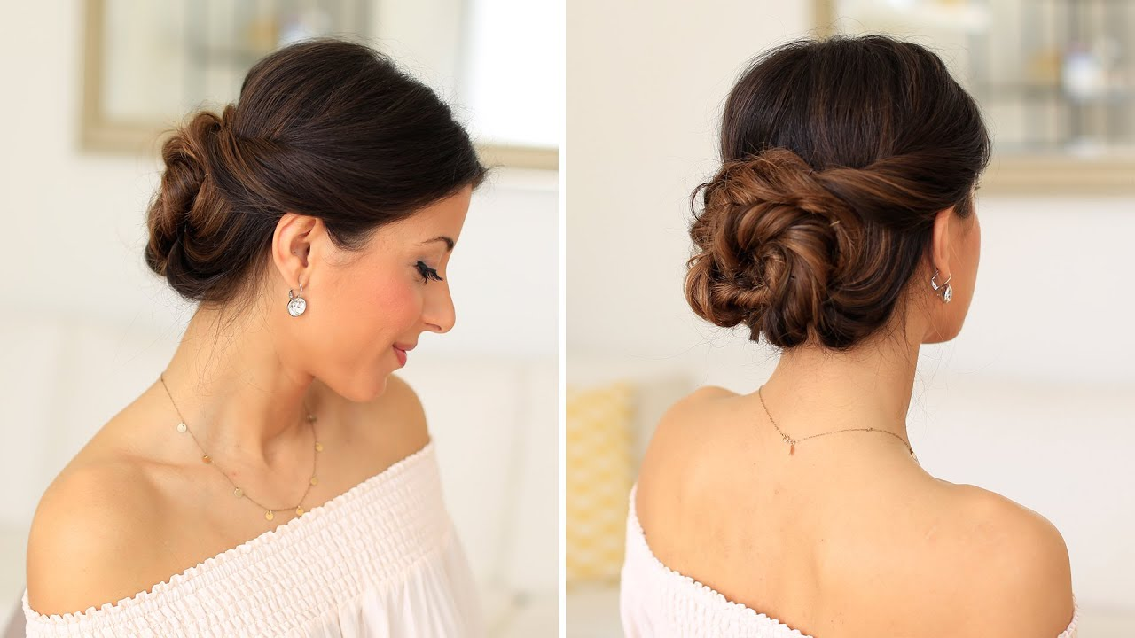 Watch Formal Prom Hair Styles video