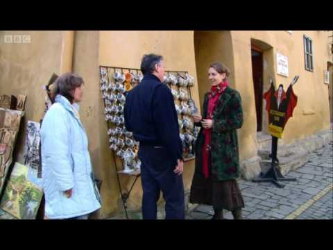 Translyvania: Monty Python Palin visits the home of Dracula - Michael Palin's New Europe - BBC