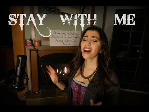 STAY WITH ME - Sam Smith (Lainey Lipson Cover)