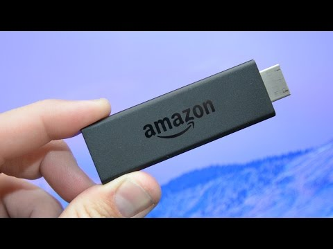 Amazon Fire TV Stick: Unboxing & Review