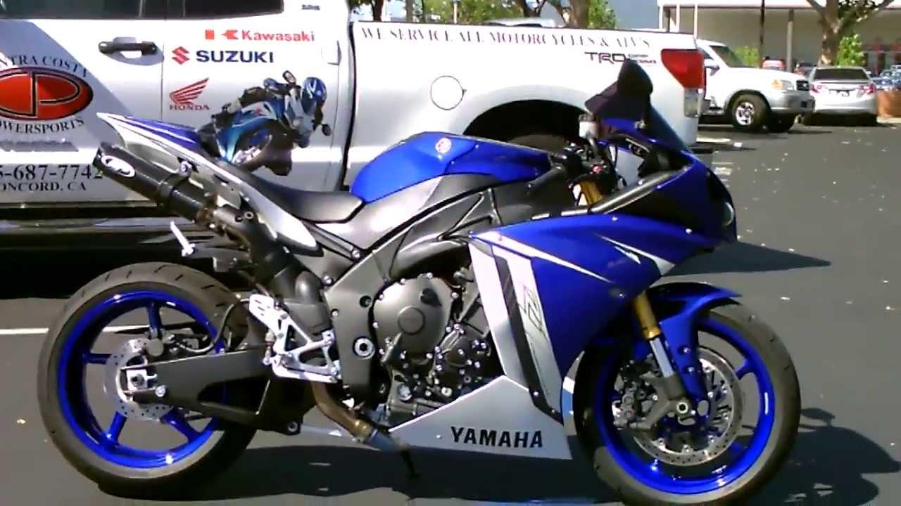 Contra Costa Powersports Used 2011 Yamaha Yzf R1 1000cc