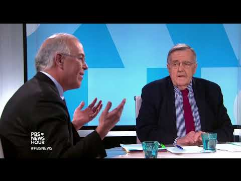 Shields and Brooks on the Nunes memo aftermath, Trump's State of the Union bump