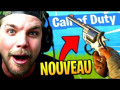 NOUVELLE ARME sur Call of Duty: WW2 !!