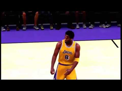 NBA 2K17 Kobe Bryant Trailer