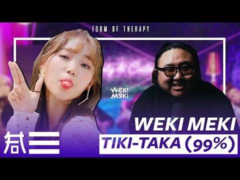 "Download The Kulture Study: Weki Meki ""Tiki-Taka 99%"" MV Mp4 baru"