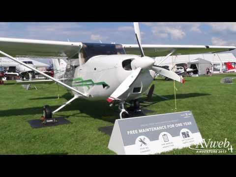 Cessna's JTA: The Latest Diesel-Powered Skyhawk
