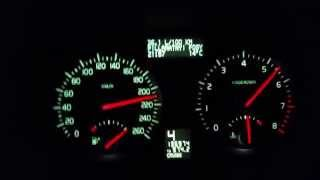 2004 Volvo S40 T5 Acceleration 0-230