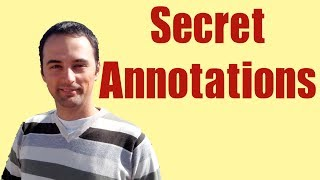 YouTube Annotations 2014 Part 2- How To Enable All Annotations On YouTube @norbertshabo