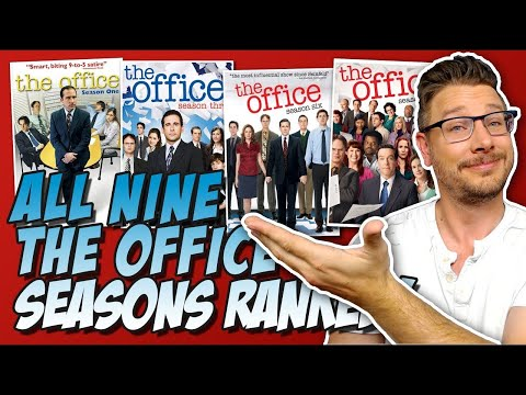 All 9 Seasons of The Office Ranked!