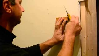 How to repair drywall. FAST! NO TAPE NEEDED!