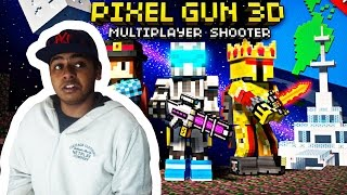 MINECRAFT FPS?? | Pixel Gun 3D #1