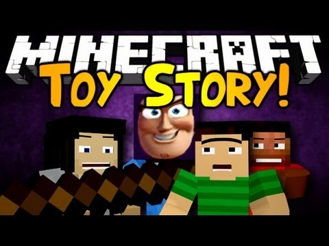 Minecraft: Toy Story! Episode 3 FINALE