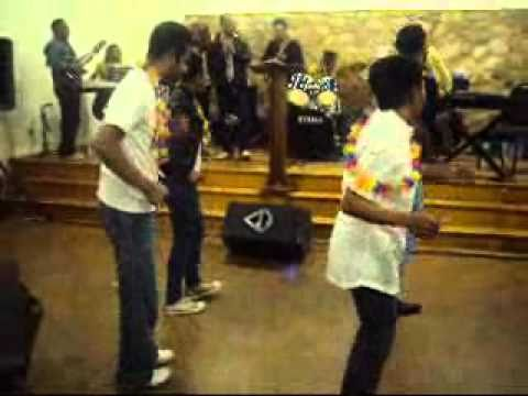 Black Brothers~pierambo~ Komen Canberra Dance Cover.wmv video