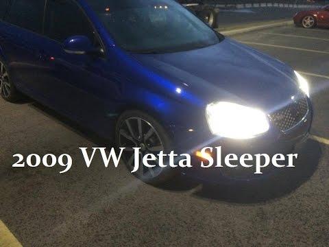 2009 Jetta TDI Sleeper!