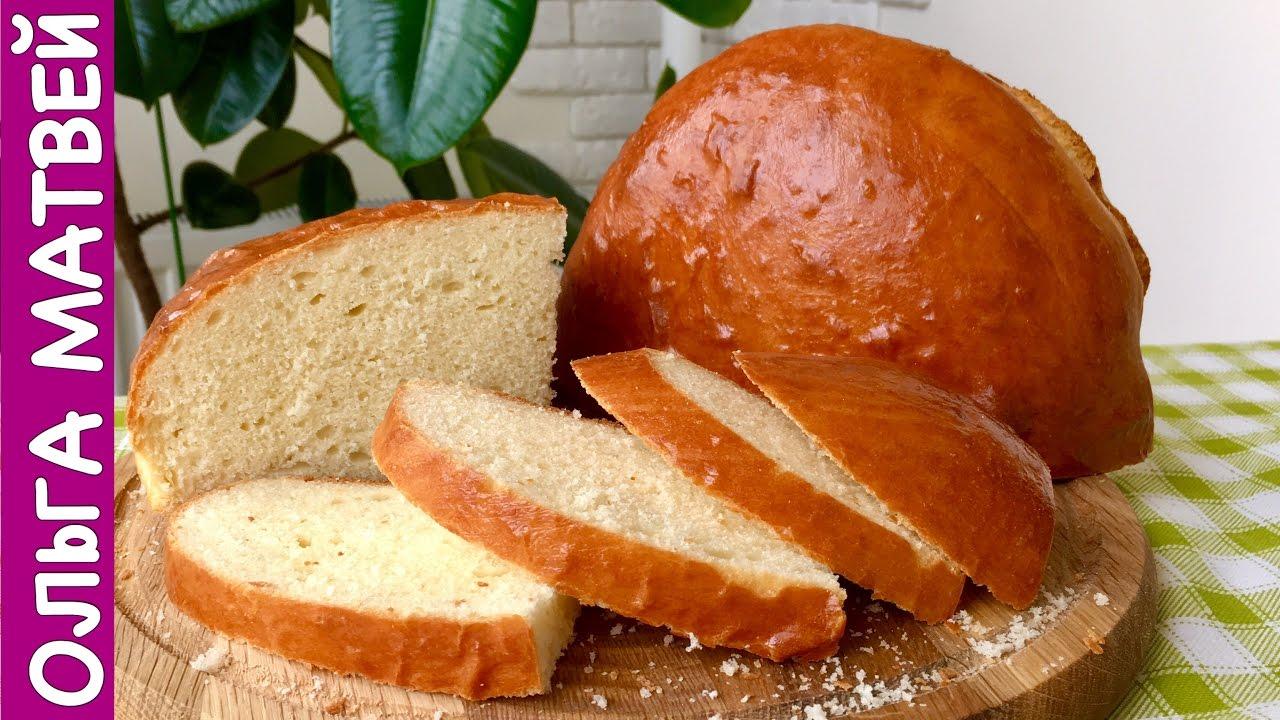 Как приготовить вкусный хлеб в домашних условиях