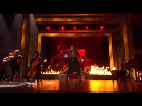 Demi Lovato   Skyscraper Americas Got Talent Live video