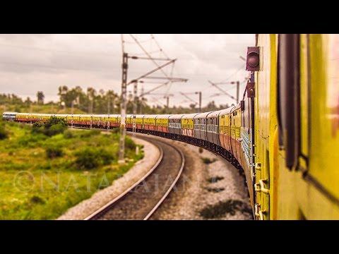 Kannada Rajyotsava Special - Journey to Bangalore ( Indian Railways )